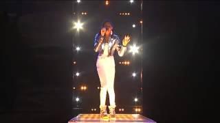 Diamond White's Halo Shines - THE X FACTOR USA 2012