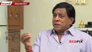 Singamuthu talks about his fight with Vadivelu -- Friendship with Santhanam -- PART III -- Red Pix