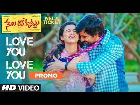Xxx Mp4 Love You Love You Video Song Promo Nela Ticket Songs Ravi Teja Malvika Shakthikanth Karthick 3gp Sex