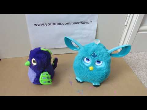 Furby Connect or Hatchimals