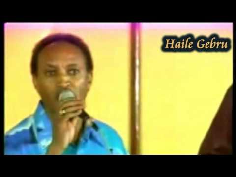 Tigrinya ትግርኛ Legendary Haile Gebru Singing One Of His Most Famous Songs In ERI TV Studio