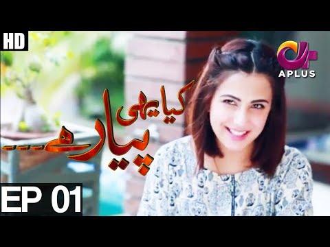 Xxx Mp4 Yeh Ishq Hai Kiya Yehi Pyar Hai Episode 1 A Plus ᴴᴰ Drama Shoiab Khan Sameena Nazir Rashid Khawaja 3gp Sex