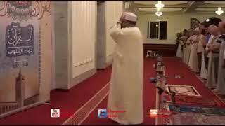 قراءة متأنية وهادئة للقارئ التونسي الشيخ بلال بن محمود حفظه الله.