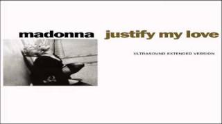 Madonna Justify My Love (Ultrasound Extended Version)