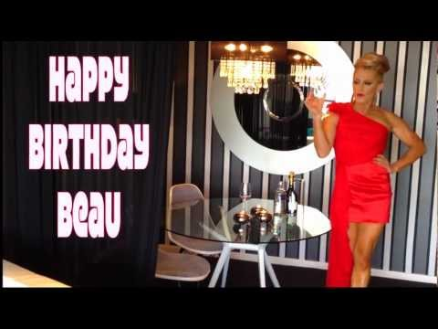 Xxx Mp4 MISSMAN Happy Birthday To Beau KISS XX 3gp Sex