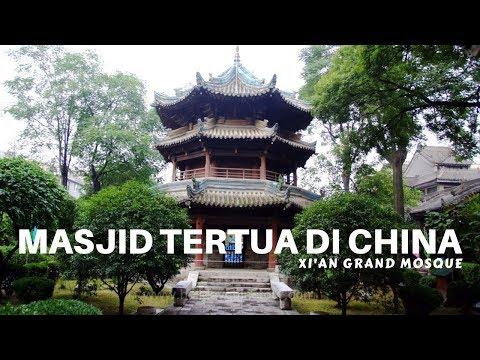 Xxx Mp4 Muslim China Berbondong Ke Masjid Saat Mendengar Azan Ancient Masjid In Xi An China 3gp Sex