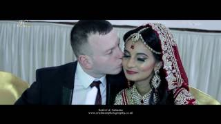 Asian Wedding Trailer | Robert & Tahania | A Jus Capture Film  2017