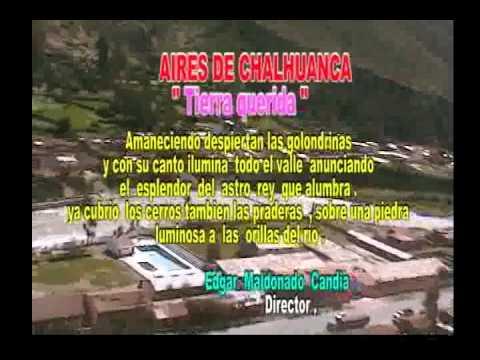 AIRES DE CHALHUANCA