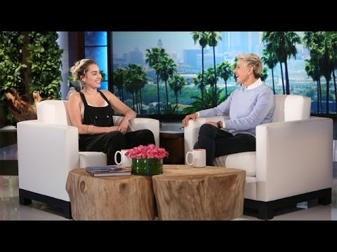 watch Miley Cyrus on Marriage and Equality – Extended Cut