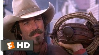 Quigley Down Under (1/11) Movie CLIP - Meeting Crazy Cora (1990) HD