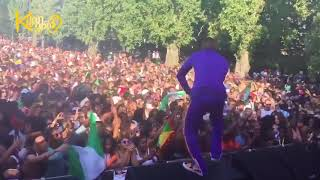 WIZKID THRILLS CROWD AT NOTTING HILL CARNIVAL 2017 &  PERFORMS COME CLOSER FT. DRAKE
