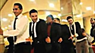 رقصة البطريق بطريقة عربية جميلة شباب فلسطين
