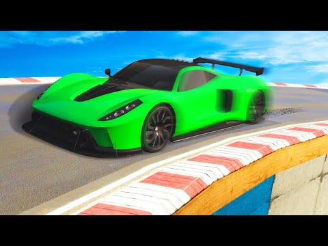 NEW $3,500,000 FASTEST CAR IN THE GAME! (GTA 5 DLC)