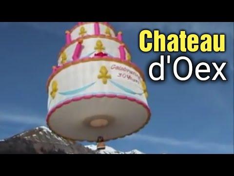 Chateau Doex Balloon Fiesta 2008