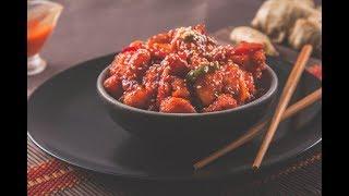 طريقة عمل دجاج سيشوان الصينى زى المطعم الصينى مع الشيف عاطف سعد