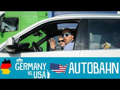 watch Autobahn - Germany vs USA