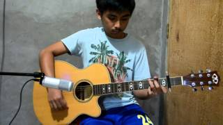 (Adam Sandler)Grow old with you - Jayson Rala (Fingerstyle version)
