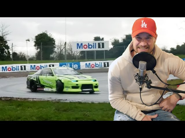 Paul Wallace Is Becoming A Pro Drifter?!