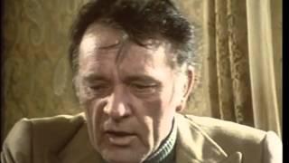 Richard Burton Interview 1977 pt 1