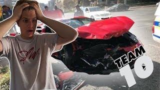 A Team 10 Member DESTROYED my $400,000 Car!