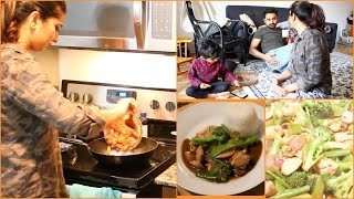 Mommy In Kitchen All Day Everyday || Brownbeautysimor