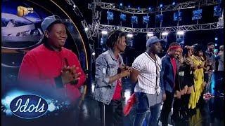 Say hello to your Top 10! – Idols SA | Mzansi Magic