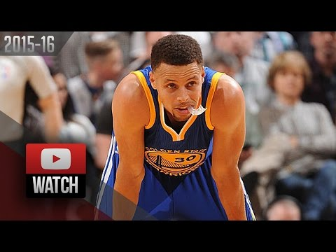 Stephen Curry Full Highlights vs Jazz (2016.03.30) - 31 Pts, CRAZY! (GSW Feed)