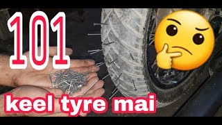 kya hua jab lagai 101 keel   aayami tyre tube gaurd   ncr motorcycles
