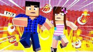 CORRE QUE VAI EXPLODIR! - BoomBox (Minecraft 1.12)