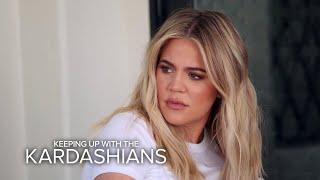 KUWTK   Khloé Kardashian Confronts Kourtney About Her Nasty Attitude   E!