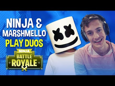 Xxx Mp4 Ninja Marshmello Play Duos Fortnite Battle Royale Gameplay 3gp Sex