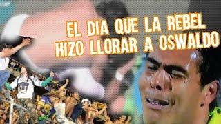 Conoce el dia que la Rebel hizo llorar a Oswaldo Sanchez Boser Salseo