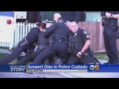 Xxx Mp4 Suspect Dies In Police Custody 3gp Sex