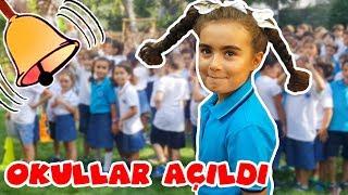 Mira Okulun İlk Günü Çok Heyecanlı   Okula Dönüş Back To School   Eğlenceli Çocuk Videosu  UmiKids
