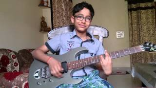 awaara dil full song guitar cover by Rio