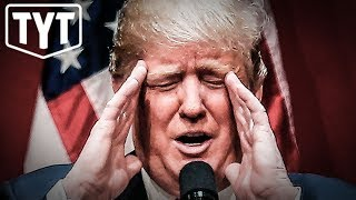 Trump In Full Panic Mode As More Investigations Are Launched