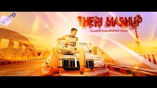 Theri Movie Mashup | 2K Full HD Video| Vijay,Gvp,atlee,Mcreationz