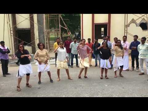 Xxx Mp4 Actor Pranav Mohanlal Actress Anusree Aditi Ravi Team Aadhi Dances To Jimikki Kammal Song 3gp Sex