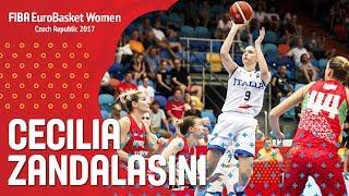Best of Cecilia Zandalasini - FIBA EuroBasket Women 2017
