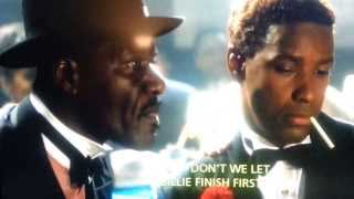 Denzel Washington Chased by Gangsters