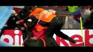 الـغاء مبارة في الدوري التركي الممتاز بعد ضرب الحكم ! | صحيفة الاتحاد