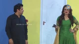 Naseem Vicky and Sobia New Pakistani Stage Drama Full Cpmedy Clip 2018