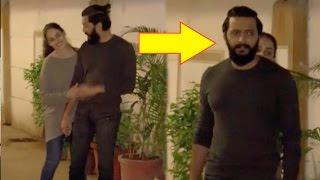 Why Is Genelia D'Souza Hiding Behind Hubby Riteish Deshmukh?