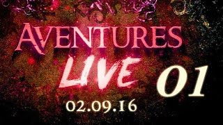 Aventures Live