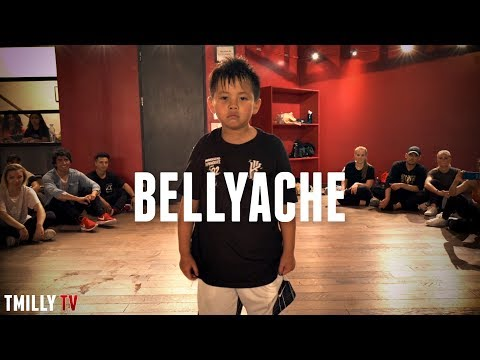 Billie Eilish - Bellyache (Marian Hill Remix) - Choreography by Jake Kodish - #TMillyTV