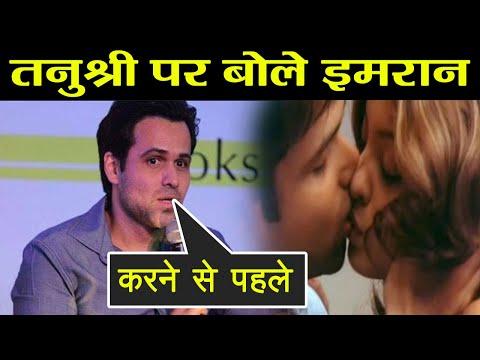 Xxx Mp4 Emraan Hashmi OPENS UP On Tanushree Dutta MeToo Movement Check Out FilmiBeat 3gp Sex