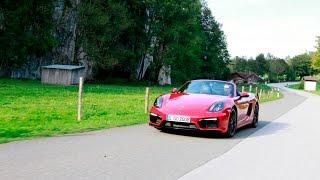 Porsche Boxster GTS - Not a real Porsche?