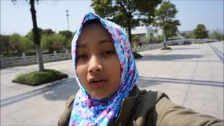 Campus Tour Part 1 @Yangzhou Polytechnic Institute China || Lily's Cinema