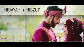 Indian Muslim | Akad Nikah | Wedding Highlight of Hidayah & Hibzur by Digimax Video Productions