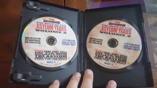TNA: The Best of The Asylum Years, Volume 2 DVD Overview
